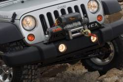 Rough Country - Rough Country 2007-2018 Jeep JK Factory Bumper Winch Mounting Plate - 1162 - Image 2