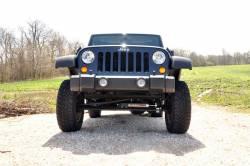 Rough Country - Rough Country 07-18 Jeep Wrangler JK Bumper Caps - 1047 - Image 3
