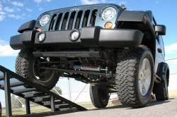Rough Country - Rough Country JEEP 2.2 STEERING STABILIZER (07-17 JK WRANGLER)- 87319 - Image 2