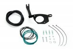 TeraFlex - Miscellaneous - TeraFlex - TeraFlex Jeep Wrangler JK 12+ Vacuum Pump Relocator Bracket Kit  -4403100