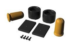 "Suspension Build Components - Bump Stops - TeraFlex - TeraFlex 07-16 Jeep Wrangler JK 2.5"" Rear SpeedBump Bumpstop Kit  -1958252"
