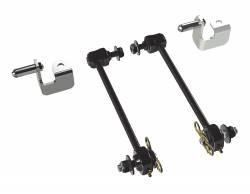 "TeraFlex - Builders Corner - TeraFlex - TeraFlex Jeep Wrangler JK 0""-3"" Front Quick Disconnect Kit (Pair)  -1753010"