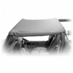 Jeep Tops & Hardware - Jeep Wrangler JK 2 Door 07+ - Rugged Ridge - Summer Pocket Brief Top Black Diamond, Rugged Ridge, JK Wrangler 07-09 2-Door  -13587.35