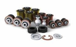 Suspension Build Components - Control Arms & Mounts - TeraFlex - TeraFlex Jeep Wrangler JK Long FlexArm Joint Complete Rebuild Kit - All 8 Arms    -1952100
