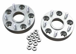 "TeraFlex - Accessories - TeraFlex - TeraFlex Jeep Wrangler JK 1.25"" Wheel Offset Adapter Kit 5x5"" to 5.5""    -1055000"