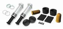 "Suspension Build Components - Shocks - TeraFlex - TeraFlex Jeep Wrangler JK 2.5"" Front & Rear SpeedBump Bumpstop Kit    -1958250"