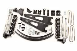 "FORD - 2005-14 Ford F250, F350 Super Duty - Zone Offroad - Zone Offroad 6"" Radius Arm Suspension System for 11-16 Ford F250/F350 - F30/F31/F32/F33"