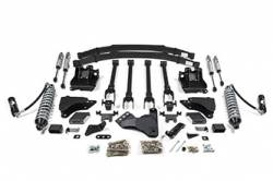 "FORD - 2005-14 Ford F250, F350 Super Duty - BDS Suspension - BDS Suspension 2011-2016 Ford Super Duty 6"" Coil-over Conversion Lift System - 596F"