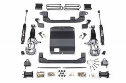 "CHEVY / GMC - 2004-17 Chevy / GMC Colorado / Canyon - Zone Offroad - Zone Offroad 5.5"" Suspension System for 2015-18 Chevy Colorado/GMC Canyon 4x4 - C39"