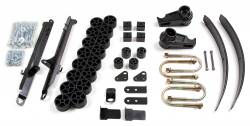 """CHEVY / GMC - 2004-17 Chevy / GMC Colorado / Canyon - Zone Offroad - Zone Offroad 3-1/2"""" Combo Suspension Lift Kit for 04-12 Chevy / GMC Colorado / Canyon - C1355"""