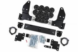 """CHEVY / GMC - 2004-17 Chevy / GMC Colorado / Canyon - Zone Offroad - Zone Offroad 2.75"""" Combo Suspension Lift Kit for 2015-2016 Chevy / GMC Colorado / Canyon 4wd / 2wd- C1257"""