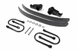 "2004-12 Chevy / GMC Colorado/Canyon - Zone Offroad Products - Zone Offroad - Zone Offroad 2"" Front and Rear Lift Kit Chevy / GMC Colorado / Canyon 4WD 04-12 - C1224"