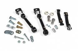 "DODGE / Ram - 2009-12 Dodge 1 Ton Pickup - BDS Suspension - BDS Suspension Sway Bar Disconnect Kit fits Dodge / RAM 03-13 2500 & 3500 with 3""-8"" Lift   -122413"