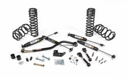 """JKS Manufacturing - JSPEC Suspension Systems - JKS Manufacturing - Jspec 2"""" Suspension System for 1997-2006 Jeep Wrangler TJ"""