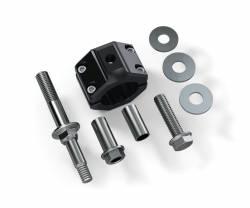 "TeraFlex - Miscellaneous - TeraFlex - Teraflex Jeep Wrangler JK Steering Stabilizer Relocation Kit for 1-5/8"" Tie Rod"