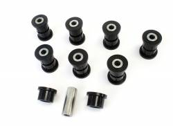 UNIVERSAL Suspension Build Components - Bushing Kits & Bushings - TeraFlex - TeraFlex 97-06 Jeep Wrangler TJ Standard Lower FlexArm Bushing Rebuild Kit - 4 Arms   -4106416