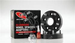 Wheel Spacers & Adapters - Jeep Wrangler JK 07-Present, Grand Cherokee WJ 99-04 - G2 Axle & Gear - G2 Wheel Spacers for 2007-Newer Jeep Wrangler JK 5x5 1.5""