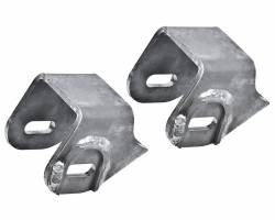 "Jeep - Jeep ZJ Grand Cherokee 93-98 - TRAIL-GEAR - Jeep Front Lower Control Arm Brackets - 1/4"" Thick Steel - Fits Cherokee XJ, Comanche MJ, Grand Cherokee ZJ, Wrangler TJ, Unlimited LJ"