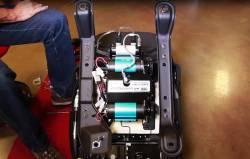 TeraFlex - Teraflex Jeep Wrangler JK Under Seat Mounting Kit for ARB Compressor - 1184120 - Image 3