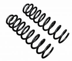 "Suspension Build Components - Coils - TeraFlex - TeraFlex Jeep Wrangler TJ Front 4"" Coil Spring - Pair  -1843502  -1843502"