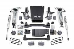 "4WD - 2007-2013 - BDS Suspension - BDS Suspension 4"" Coil-Over Suspension System for 2007-13 Chevy/GMC 1500 4wd - 184F"