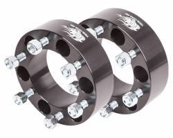 "Wheel Spacers & Adapters - Toyota FJ Cruiser, IFS 4Runner, Tacoma, Tundra, Sequoia - TRAIL-GEAR - TRAIL-GEAR Wheel Spacer Kit, Toyota 2.00"" 6x5.5"