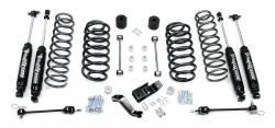 "Jeep TJ Wrangler 97-06 - TeraFlex - TeraFlex - TeraFlex 97-06 Jeep Wrangler TJ / LJ 4"" Lift Kit w/ 9550 Shocks  -1241450"