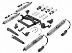 Jeep JK Wrangler 07+ - Rubicon Express - Rubicon Express - Rubicon Express Front/Rear Coilover Upgrade Kit with Airbumps, for 07-16 Jeep Wrangler JK