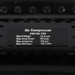 Smittybilt - Air Compressor High Performance 5.65 Cfm/160 Lpm Smittybilt - Image 8