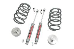 "Jeep - Jeep KJ Liberty 03-06 - Rough Country - Rough Country 2003-2006 Jeep KJ Liberty 3"" Suspension Lift Kit   -692.20"