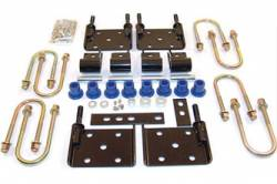 CJ Series - 1976-1986 - BDS Suspension - BDS Suspension CJ to YJ Spring Conversion Kit for the 1976 - 1986 Jeep CJ5, CJ7, Scrambler - 124021