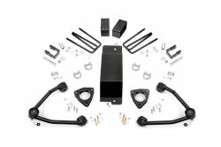 CHEVY / GMC - 2007-17 Chevy / GMC 1/2 Ton Pickup & SUV - Rough Country - Rough Country 3.5IN GMC SUSPENSION LIFT KIT (14-16 1500 DENALI PU 4WD W/MAGNERIDE) - 189-191