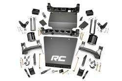 CHEVY / GMC - 2007-17 Chevy / GMC 1/2 Ton Pickup & SUV - Rough Country - Rough Country 5IN GMC SUSPENSION LIFT KIT (14-17 1500 DENALI PU 4WD W/MAGNERIDE) - 177