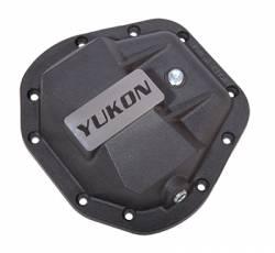 Yukon Gear & Axle - Differential Covers - Yukon Gear & Axle - Yukon Hardcore Diff Cover for Dana 50, Dana 60 & Dana 70