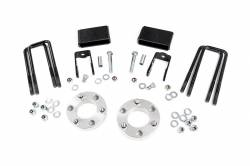 NISSAN - 2016-2017 Nissan Titan - Rough Country - Rough Country 2IN NISSAN LEVELING LIFT KIT (16-17 TITAN XD Diesel 4WD) - 868