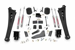 Rough Country - Suspension Components - Rough Country - Rough Country 5IN DODGE SUSPENSION LIFT KIT (14-18 RAM 2500 4WD) - 396.20