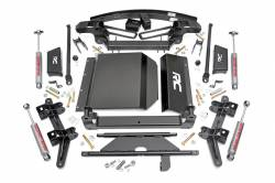 "CHEVY / GMC - 1988-98 Chevy / GMC 1/2 Ton Pickup - Rough Country - Rough Country 1988-1998 Chevy / GMC 1500 Pickup SUV 6"" Suspension Lift Kit  - 276.20"