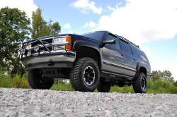 """Rough Country - Rough Country 1988-1998 Chevy / GMC 1500 Pickup SUV 6"""" Suspension Lift Kit - 27630 - Image 2"""