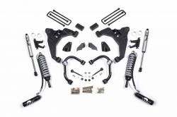 "4WD - 2011-2019 2500 HD - BDS Suspension - BDS Suspension 2-3"" Coil-Over Conversion Suspension System for 2011-2019 Chevy/GMC 2500HD/3500HD - 723FDSC"