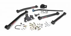 Suspension Build Components - Steering - JKS Manufacturing - JSPEC Advanced Link Upgrade Kit | 2007-2016 Jeep Wrangler JK
