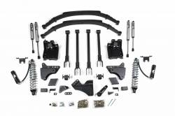 "F250 / F350 - 2011-2016 - BDS Suspension - BDS Suspension 2011-2016 Ford Super Duty 8"" Coil-Over Conversion 4-Link Suspension System - 1500F"