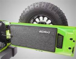 BedRug - BEDRUG Tailgate Mat for Jeep 76-16 CJ 7, Wrangler YJ, TJ, JK *CHOOSE YEAR*    -BEDRUG-T