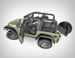 BedTred - BEDTREDPremium Floor Liner Kit for Jeep *Choose Year*   -BEDTRED