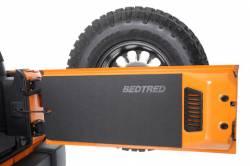 BedTred - BEDTRED Tailgate Mat for Jeep 76-16 CJ 7, Wrangler YJ, TJ, LJ, JK *Choose Year*  -BEDTRED-T