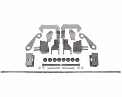 TOYOTA - Toyota Tacoma 95-04 - TRAIL-GEAR - TRAIL-GEAR Tacoma Front Shackle Kit