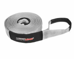Winches & Recovery Gear - Winch Accessories - TRAIL-GEAR - Trail-Gear DuraLine™ Recovery Straps