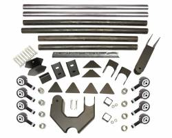 TOYOTA - Toyota Pickup & 4Runner - TRAIL-GEAR - TRAIL-GEAR Trail-Link Suspension Kit, Rear (Three Link)    -110050-1-KIT
