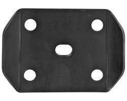 TOYOTA - Toyota Pickup & 4Runner - TRAIL-GEAR - TRAIL-GEAR U-Bolt Flip Plate, Single      -110023-1