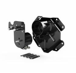 Exterior Body & Styling - Jeep Wrangler JK 07-PRESENT - TeraFlex - TeraFlex Jeep Wrangler JK 07-15 HD Adjustable Spare Tire Mounting Kit  -4838130