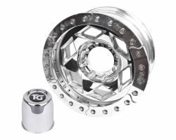 "Beadlock Wheels - 3/4 & 1 Ton 8x6.5"" - TRAIL-GEAR - Trail-Gear Creeper Locks™ Beadlocks 8-Lug *Choose your Options*"
